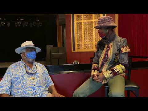 Taj Mahal & Fantastic Negrito - LIVE FROM THE UC THEATRE 3/27/2021