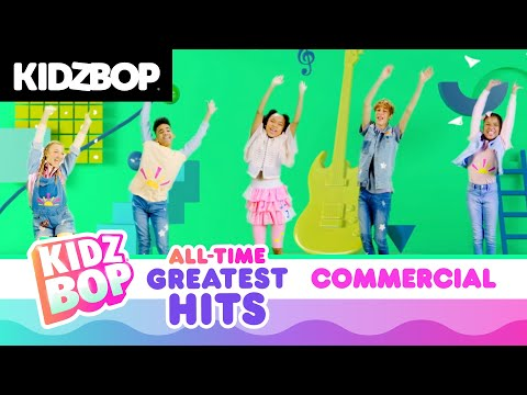 """KIDZ BOP All-Time Greatest Hits"" Official Commercial - Available Now!"