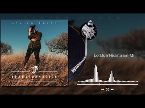 Javier Terán - Lo Que Hiciste En Mí - Transformación (Audio)