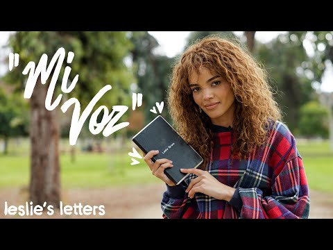 "Leslie's Letters ""Mi Voz"""