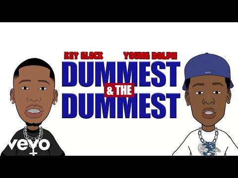 Young Dolph, Key Glock - Dummest & Dummest (Visualizer)