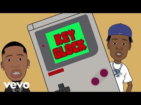 Key Glock - Nintendo (Visualizer)