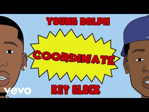 Young Dolph - Coordinate (Visualizer)