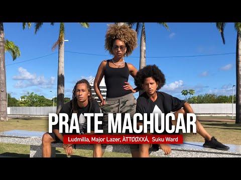 PRA TE MACHUCAR - Ludmilla, Major Lazer, ÀTTØØXXÁ,  Suku Ward | Coreografia - Edilene Alves