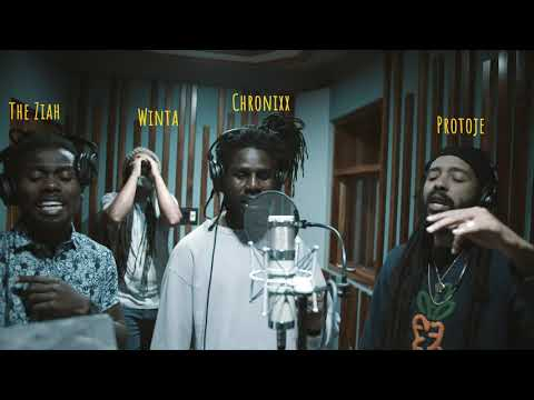 "Protoje ft. Koffee - The Making Of ""Switch It Up"""
