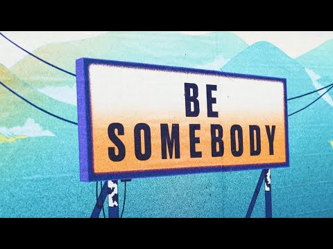 James Vincent McMorrow, Rudimental - Be Somebody [Official Lyric Video]