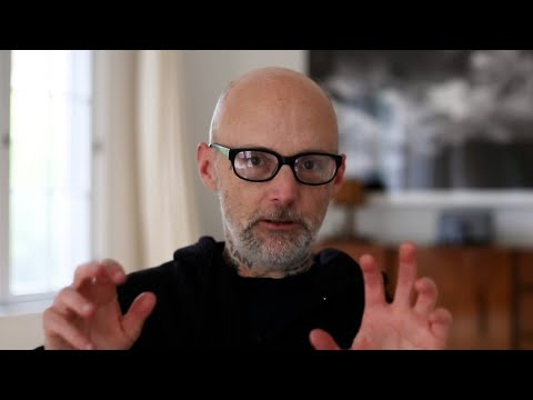 The making of 'Porcelain' (Reprise Version) by Moby