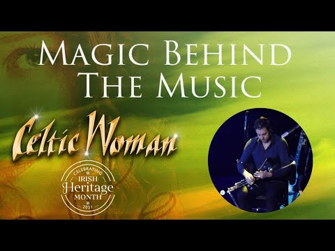'Magic Behind The Music' With Darragh Murphy