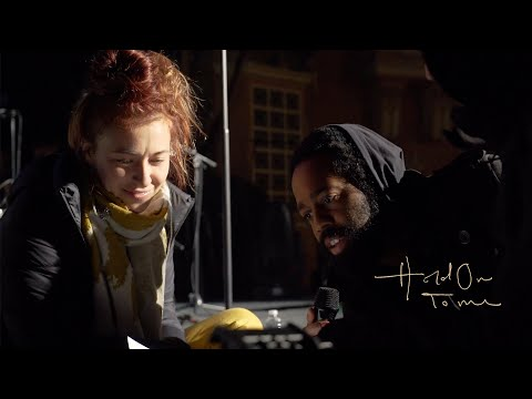 """Lauren Daigle - The First Moments of """"Hold On To Me"""" (feat. AHI)"""
