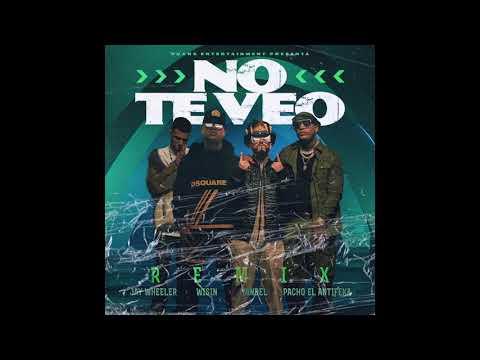 Pacho El Antifeka ❌ Wisin & Yandel ❌ Jay Wheeler - No Te Veo (Remix)