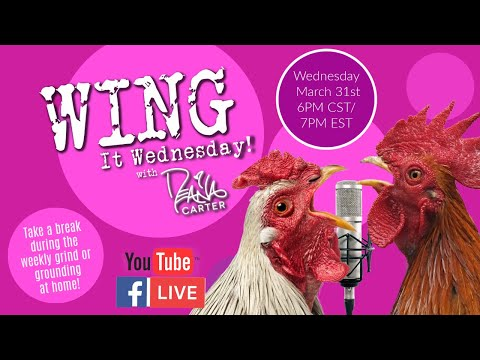 Wing It Wednesday - Season 2 - Episode 8
