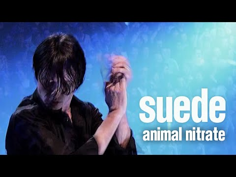 Suede - Animal Nitrate LIVE at the Royal Albert Hall