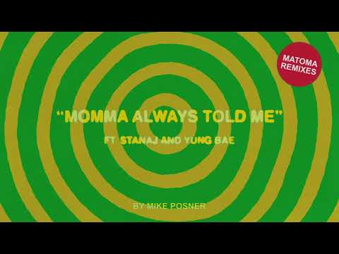 Mike Posner - Momma Always Told Me [Matoma FUNK Remix] (Official Visualizer)