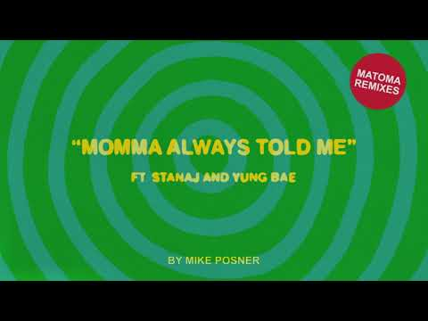 Mike Posner - Momma Always Told Me [Matoma Remix] (Official Visualizer)