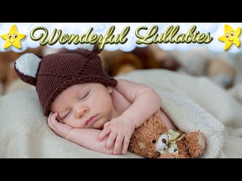 Wonderful Baby Music Piano Lullabies ♥ Super Soft Bedtime Sleep Music Nursery Rhymes ♫ Sweet Dreams