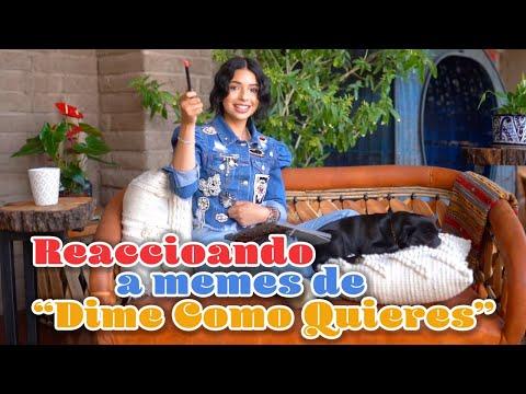 """Ángela Aguilar - Mi Vlog #83 Reaccionando a memes de """"Dime Como Quieres"""""""