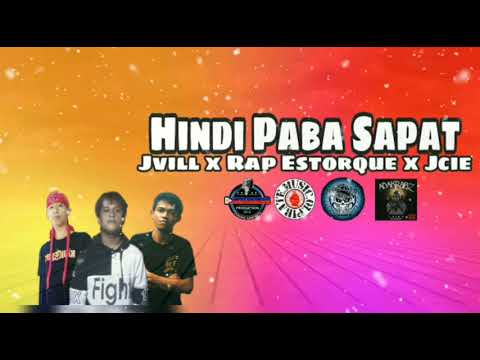Hindi Paba Sapat - Jvill x Rap Estorque x Jcie ( 01 Pirate Music ) - Itim Na Majika - Hustlin Music