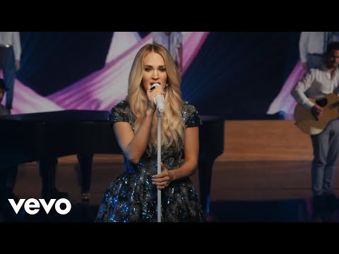 Carrie Underwood - Just As I Am (Live From The Today Show / 2021)