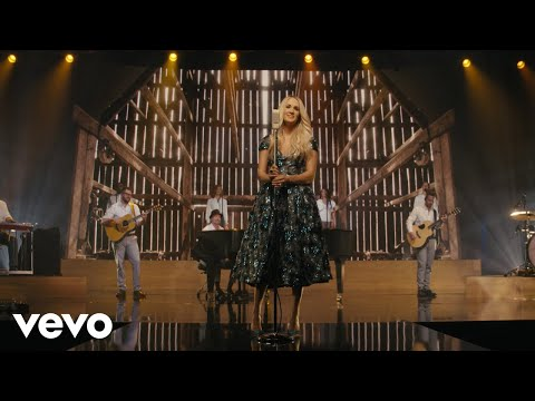 Carrie Underwood - Victory In Jesus (Live From The Today Show / 2021)