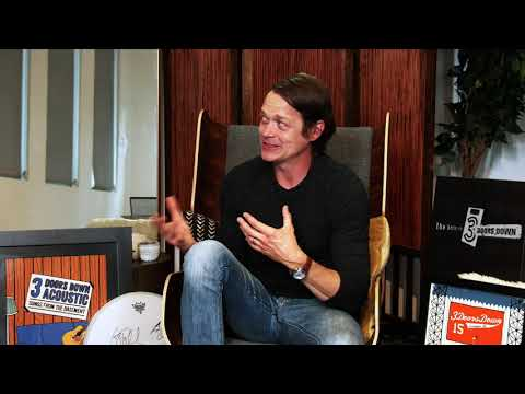 """3 Doors Down - The Story Behind """"Be Like That"""""""