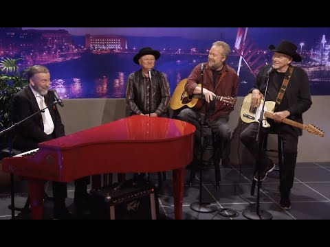 "Ray Stevens, Charlie McCoy, Don Schlitz, & Bobby Bare - ""My Babe"" (Live on CabaRay Nashville)"