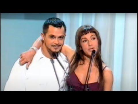 Ana Torroja y Alejandro Sanz - Premios de la Música '99