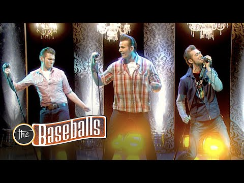 The Baseballs - Umbrella (The David Dickinson Show, 20.05.2010)
