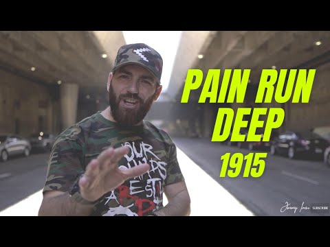 Baby Coke ft. Armen Way - Pain Run Deep 1915 [Official Music Video] Eng+Rus Rap