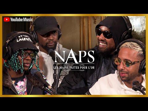 Naps - Les mains faites pour l'or (Émission 1) // 2bang, Alonzo & Thabiti