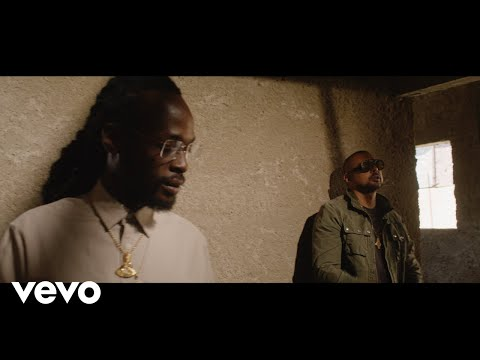 Sean Paul, Jesse Royal, Stonebwoy, Mutabaruka - Guns of Navarone (Official Music Video)