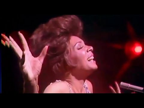 Shirley Bassey - Diamonds Are Forever / Till Love Touches Your Life (1971 TV Appearance)