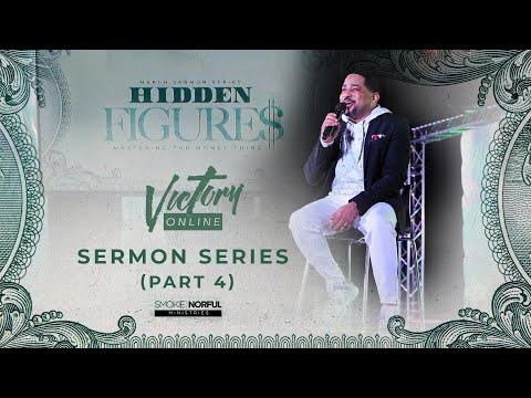 Pastor Smokie Norful - Hidden Figure$ (Part 4)