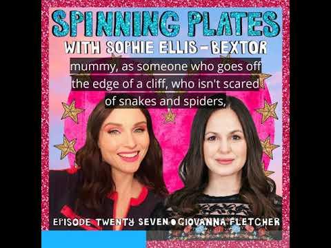 Spinning Plates Ep 27: Giovanna Fletcher