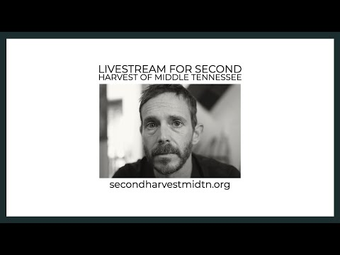 Livestream for Second Harvest of Middle Tennessee