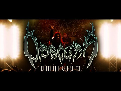 "OBSCURA | ""Vortex Omnivium"" - Live at Way of Darkness Festival 2011"