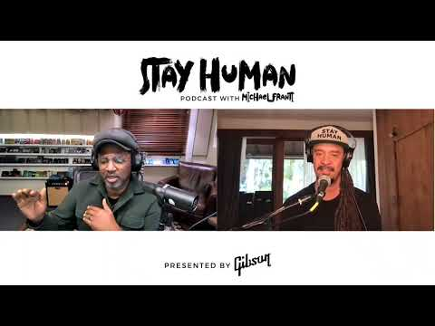 David Ryan Harris (Songwriter / Producer) - Stay Human Podcast with Michael Franti