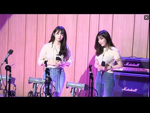 Davichi 다비치 - Nostalgia (Prod. Jungkey) (Radio Live)