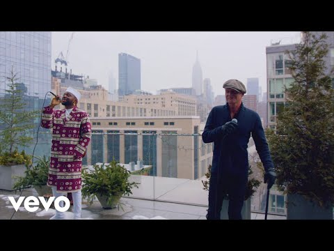 Sting, Shirazee - Englishman/African in New York (Live From Good Morning America/2021)