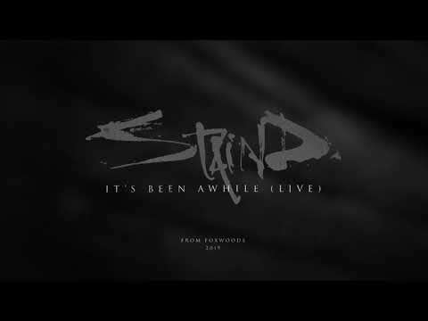 STAIND - It's Been Awhile (Live)
