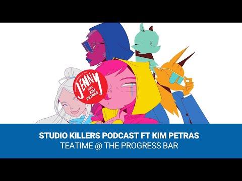 Studio Killers Podcast Tea Time at the Progress Bar Vol. 4 / Tea Time with Kim Petras!!! 😍