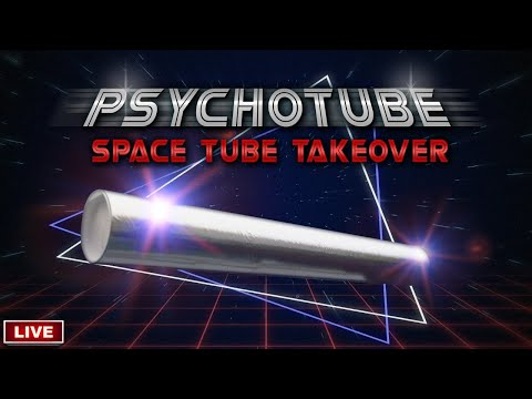 PsychoTube Concert: Space Tube Takeover
