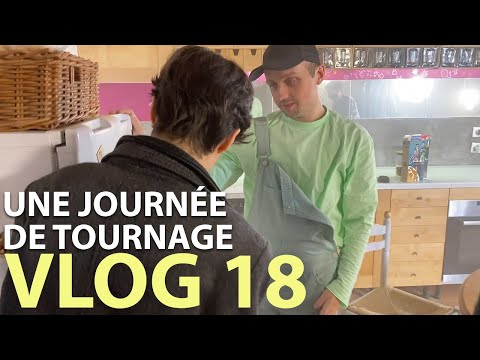MAKING-OF CLIP VIDEO « Cookie » de LMZG - Lamuzgueule (BACKSTAGE) || VLOG #18