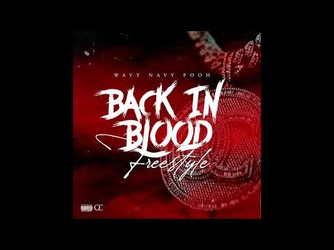 Wavy Navy Pooh - Back In Blood Freestyle (Audio)
