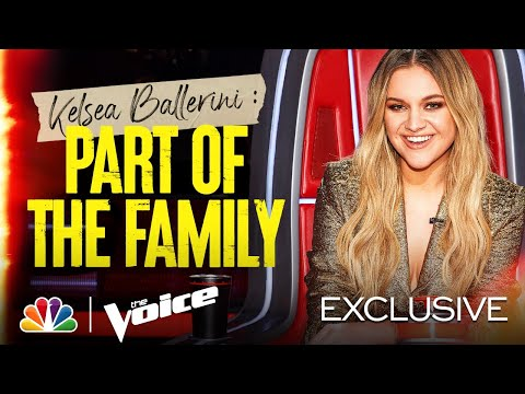 Kelsea Ballerini Has an Awesome History on The Voice - The Voice 2021