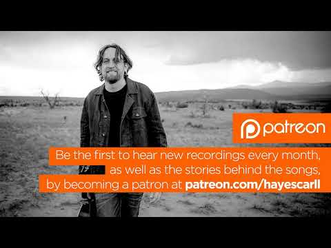 Alone Together Tuesdays w/ Hayes Carll Ep. 48 (4/6/21)