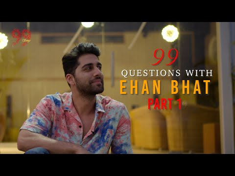 #AskMeAnything 99 Questions With Ehan Bhat - Part 1  | A.R. Rahman | 99 Songs