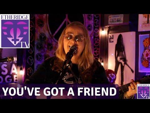 Melissa Etheridge Sings 'You've Got A Friend' on EtheridgeTV
