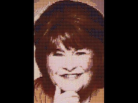 Happy 60th Birthday Susan Boyle