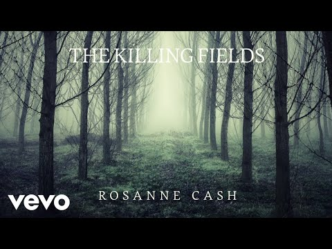 Rosanne Cash - The Killing Fields (Visualizer) ft. John Leventhal