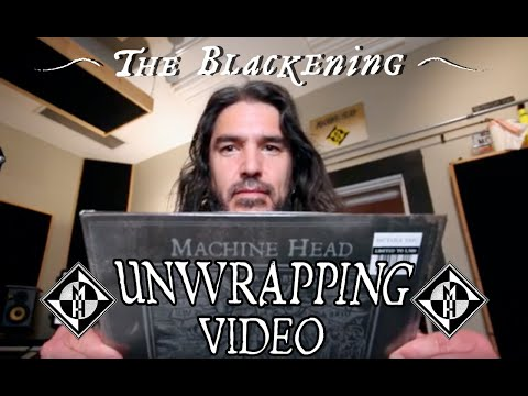 """THE BLACKENING"" UN-WRAPPING VIDEO"